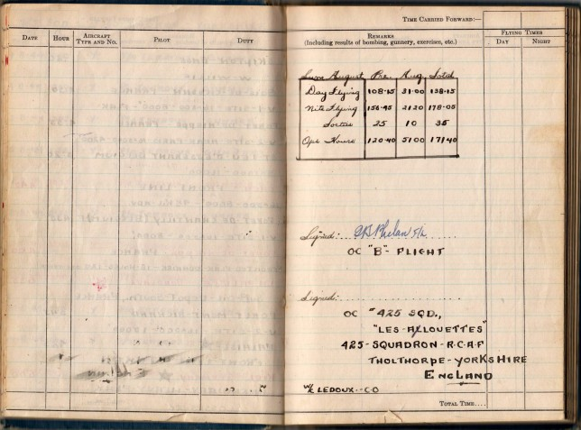 logbook Jean-Paul Corbeil 020
